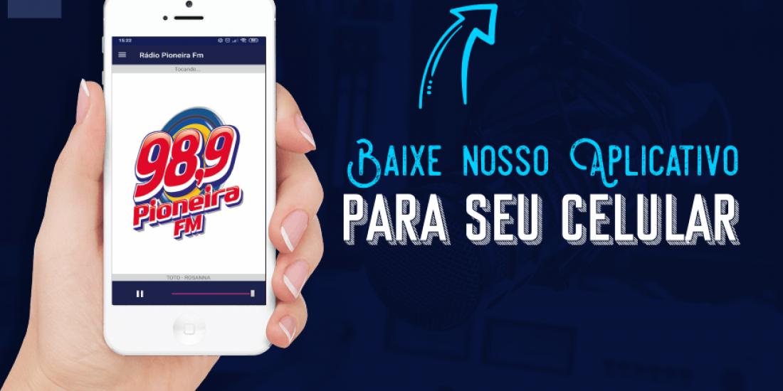 Baixe nosso aplicativo para seu celular